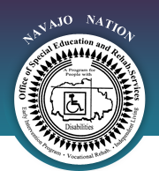 Navajo Nation Office of Special Education and Rehabilitation Services